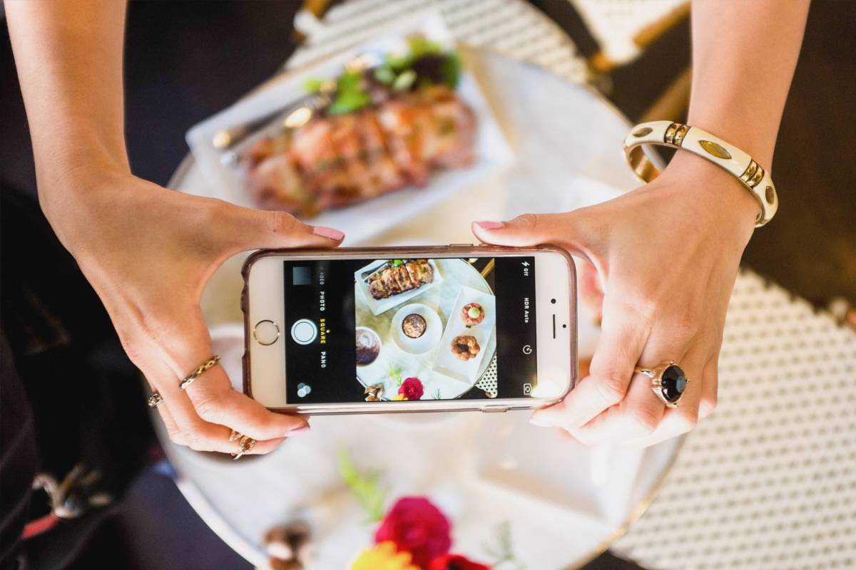 Social media branding strategy - restaurants