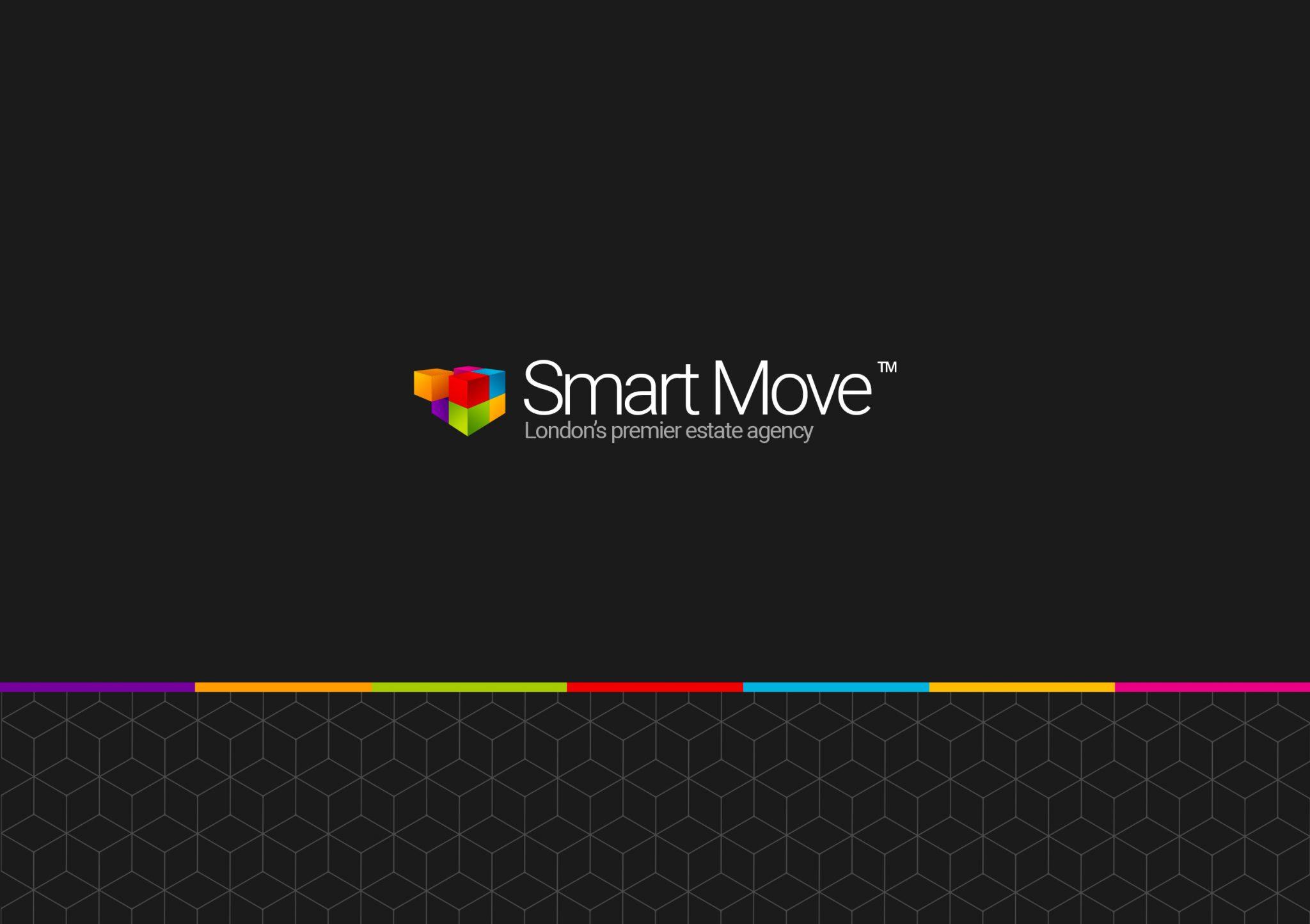 Smart Move Logo Light - Smart Move (Branding) - Creative Digital