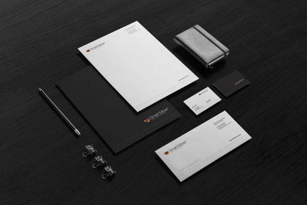 Smart Move Stationery 600x400 - Home - Creative Digital