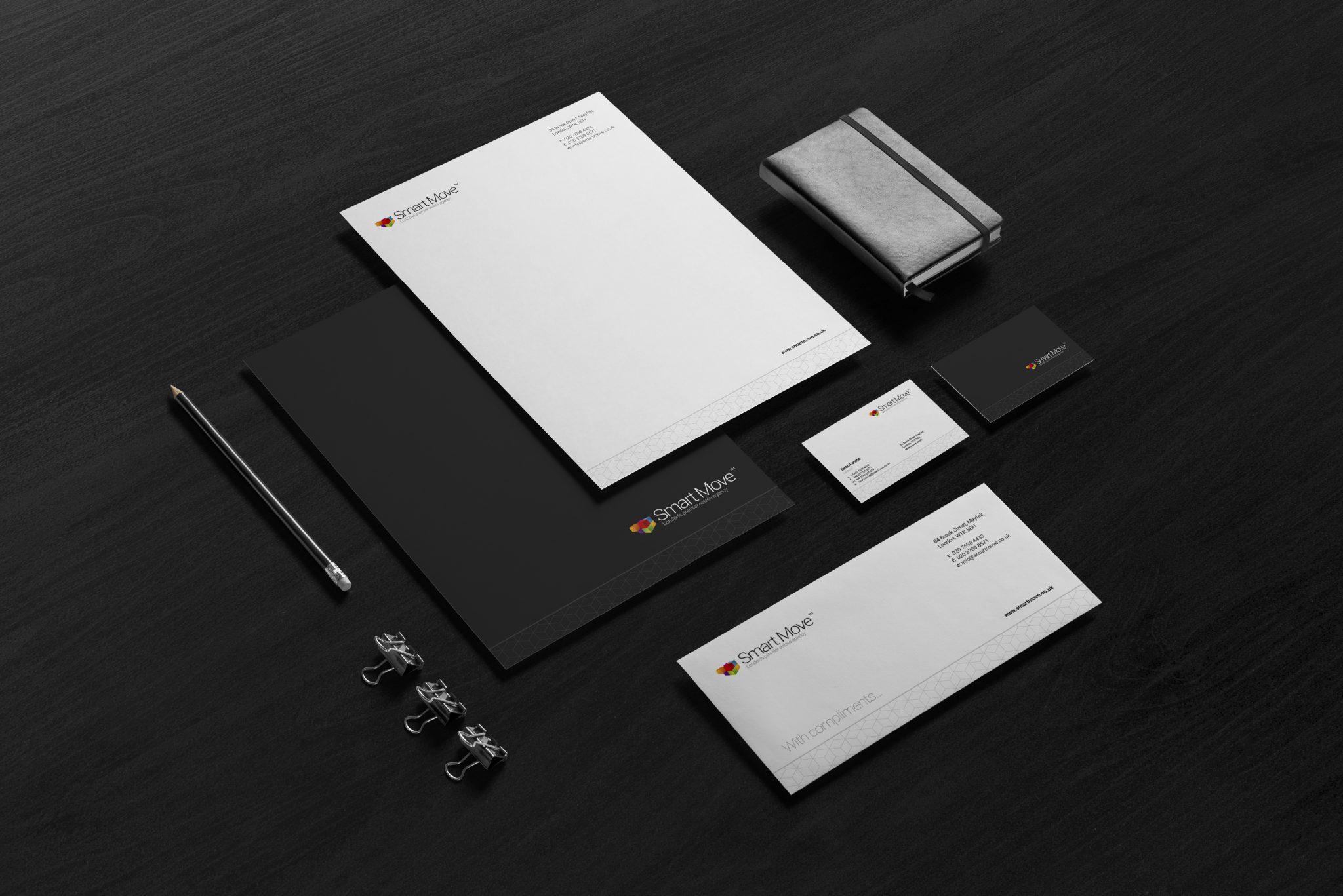 Smart Move Stationery - Smart Move (Branding) - Creative Digital