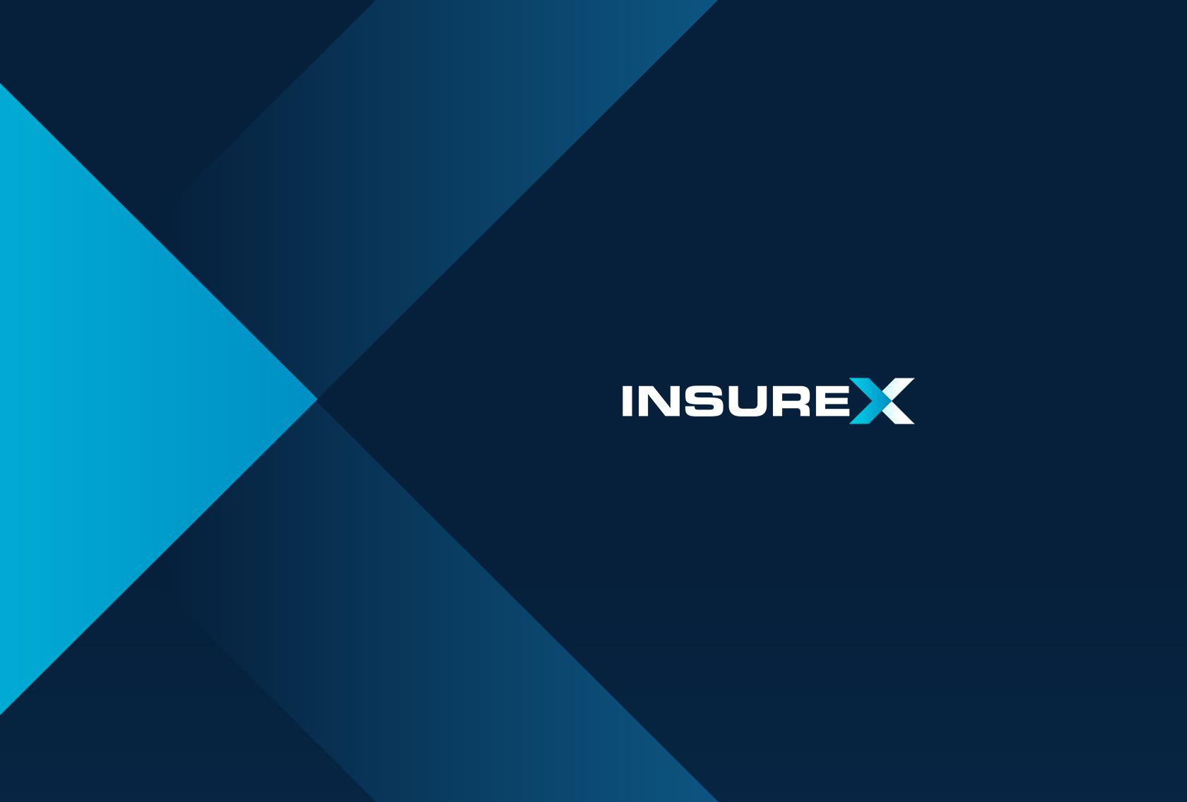 InsureX Logo Dark 1 - InsureX (Branding) - Creative Digital
