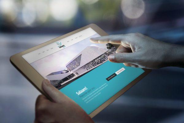 Web Design Services London - Salaam Centre
