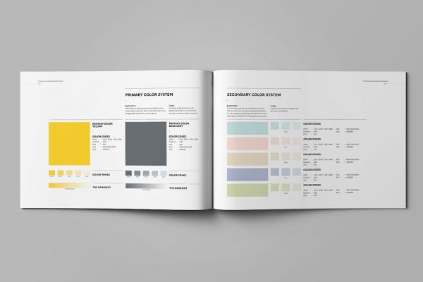 brand identity guidelines london